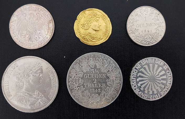 Antiquitäten Münzen Briefmarken Schätzungen Ankauf Michael